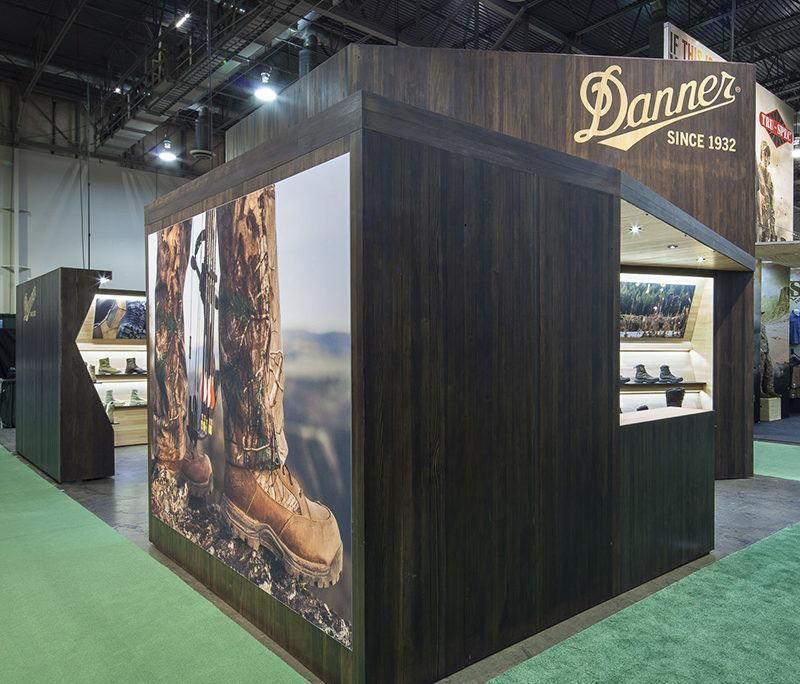 Trade Show Booth Idea Danner 3