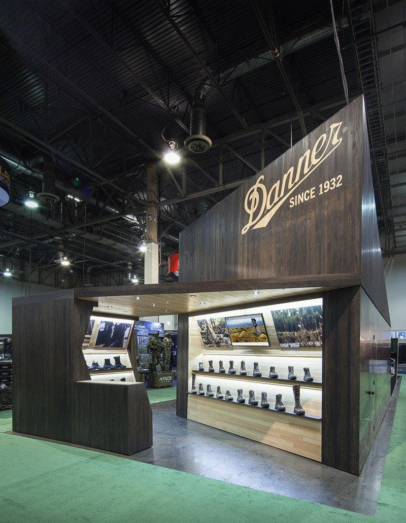 Trade Show Booth Vancouver : Trade show exhibit ideas danner mackenzie