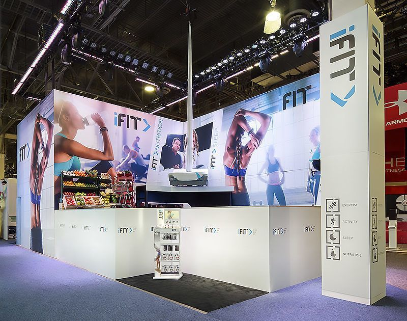 iFit Trade Show Exhibit Ideas 3