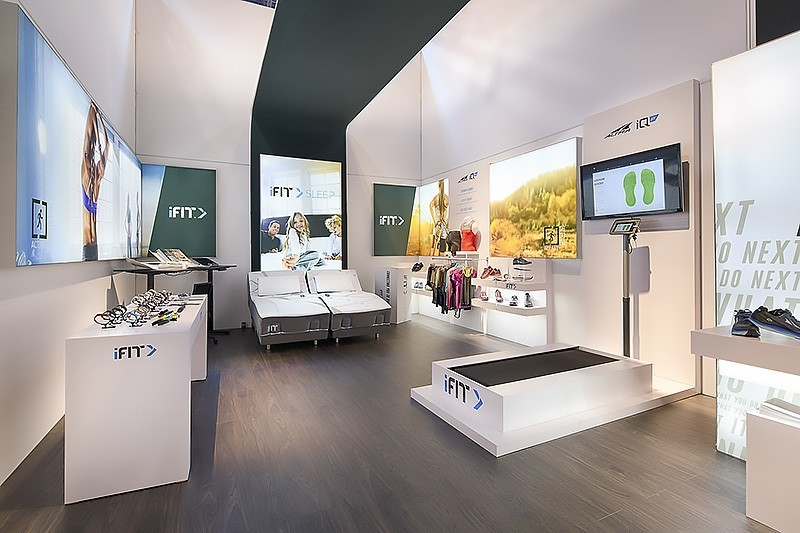 iFit Trade Show Exhibit Ideas 1