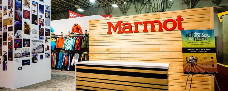 Trade Show Booth Ideas Marmot 2