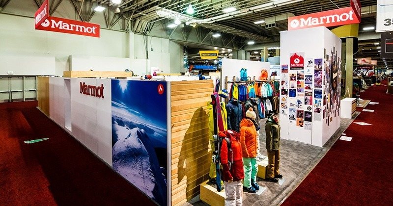 Trade Show Booth Ideas Marmot 1