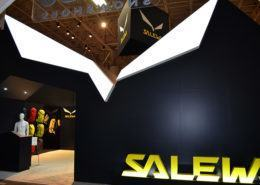Salewa Trade Show Booth Ideas 2