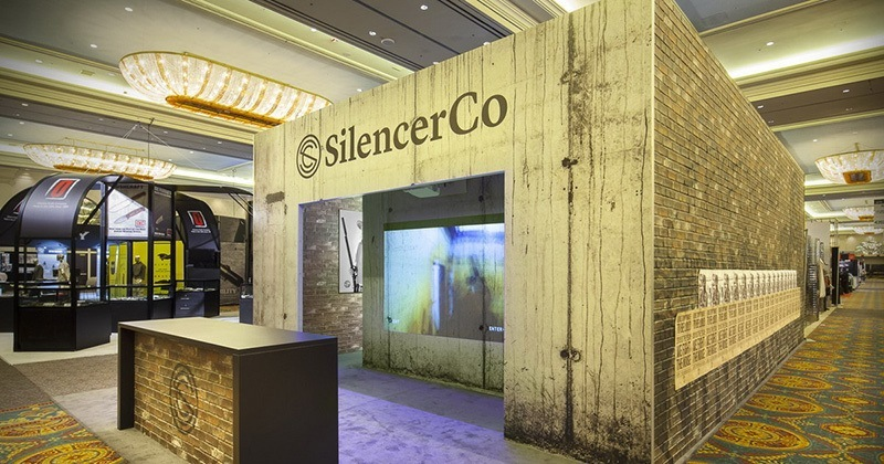 Trade Show Booth Ideas SilencerCo 4
