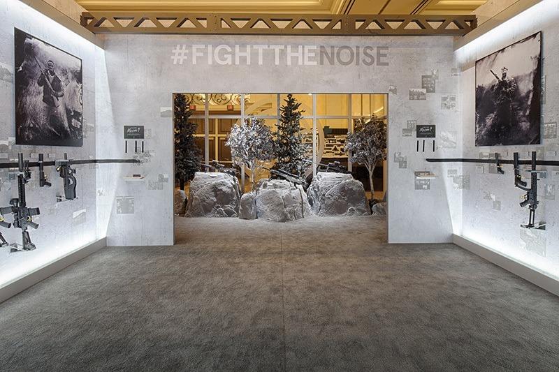 Trade Show Booth Ideas SilencerCo 2