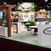 Thorlos Trade Show Booth Ideas