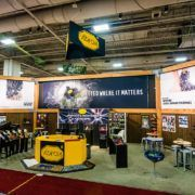Vibram Trade Show Booth Ideas 2