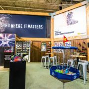 Vibram Trade Show Booth Ideas