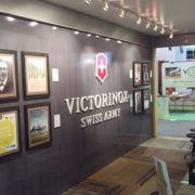 Trade Show Booth Ideas Victorinox 6