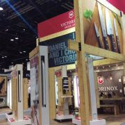 Trade Show Booth Ideas Victorinox 4