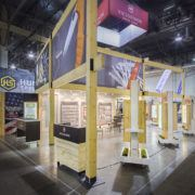 Trade Show Booth Ideas Victorinox