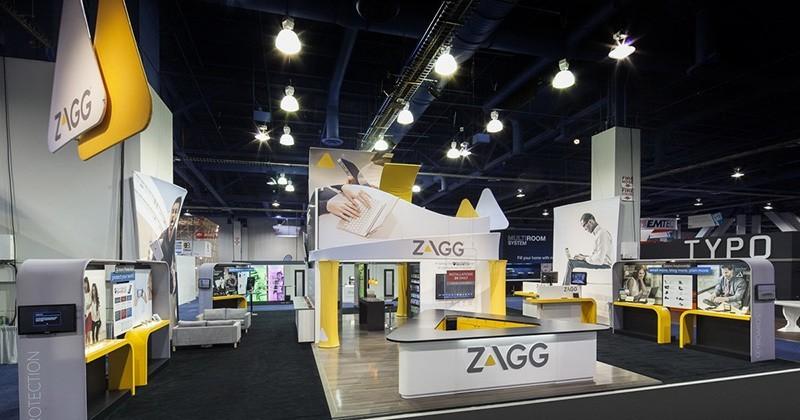 Trade Show Booth Ideas Zagg 3