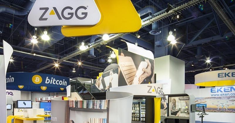 Trade Show Booth Ideas Zagg
