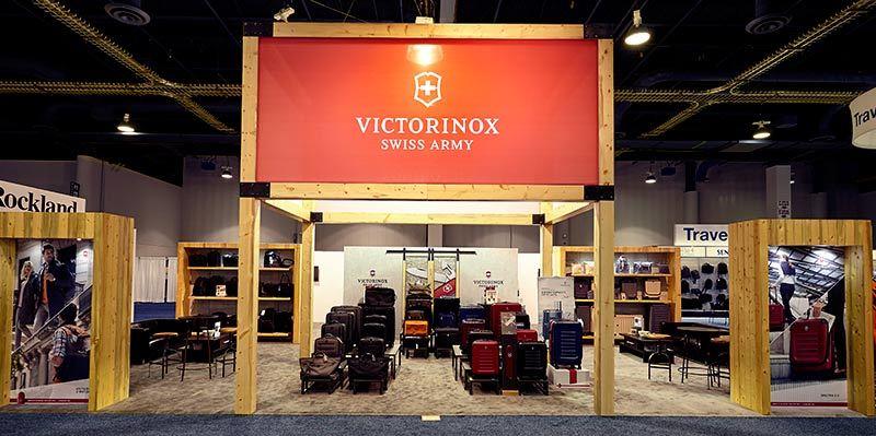 Custom Trade Show Display Suunto