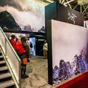 Arcteryx Trade Show Exhibit Ideas