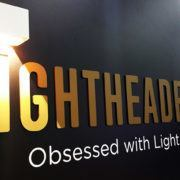 Lightheaded Lighting Trade Show Booth Ideas 1