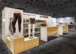 SAXX Trade Show Exhibit Ideas