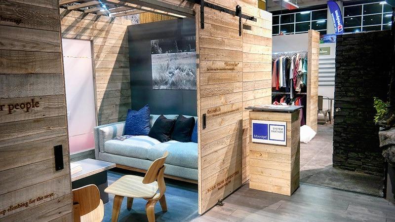 Salomon Trade Show Booth Ideas 2
