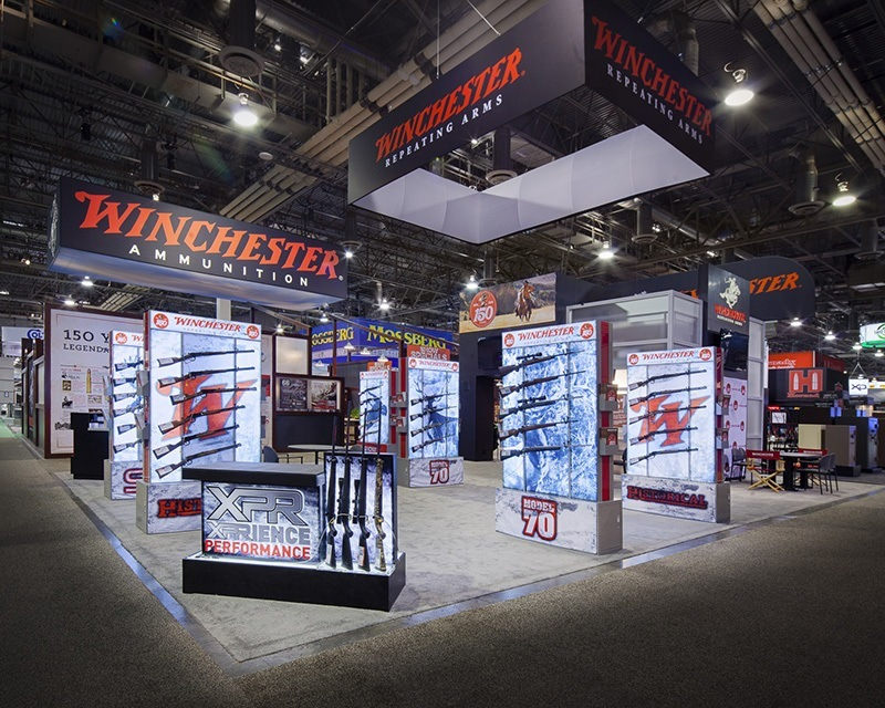 Trade Show Exhibit Ideas Winchester 2
