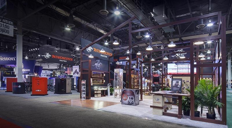 Trade Show Exhibit Ideas Winchester