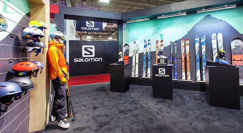 Salomon Trade Show Booth Ideas 4