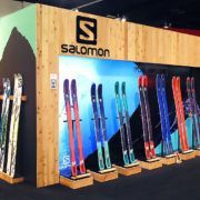 Salomon Trade Show Booth Ideas 1