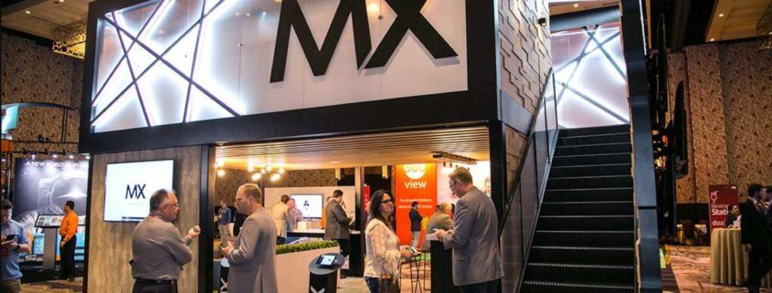 MX Financial Brand Forum 2018 Booth